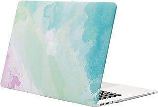 Mosiso 13 インチ MacBook Air 専用 プラスチック ハードケース 薄型 耐衝撃 保護 シェルカバー 対応モデル: A1369 / A1466(古いバージョン 2010-2017) (虹の霧)