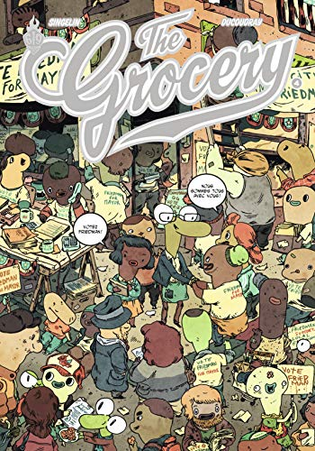 The Grocery, Tome 4 :