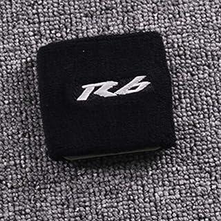 Color : 1 Moto freno anteriore Fluido serbatoio dellolio della copertura del serbatoio calzino for Kawasaki Ninja 250 300 ZX7R ZX9R ZX6R ZX10R ZX12R ZX14R