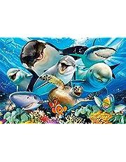 Educa 17647 500 selfie onder water