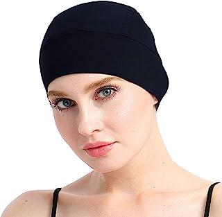 غطاء رأس منزلي من الخيزران لتساقط الشعر للنساء من مواد كيميائية