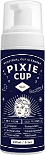 Pixie Menstrual Cup Cleaner Wash - More Wash in Bottle Than Any Other Brand (6.75 Ounces)