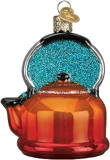 Old World Christmas 32349 Ornament, Tea Kettle