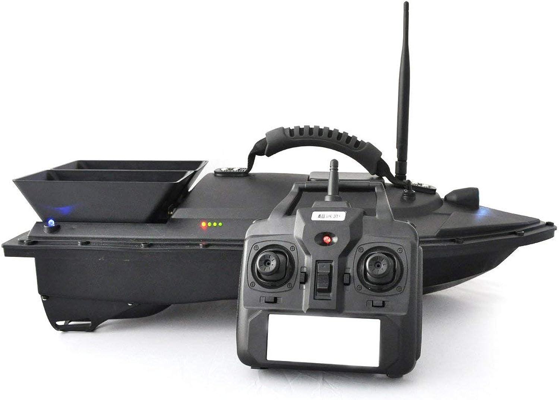 Heaviesk Smart Fishing Bait Stiefel 300m Remote Remote Remote Control Fish Finder Stiefel 1,5 kg Ladung RC Stiefel Stiefel Stiefel Stiefel Stiefel Stiefel SpeedStiefel mit Doppelmotoren B07MZY7JLG  Modern 6b7f15