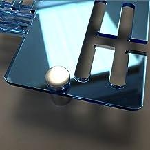 Servewell Gepersonaliseerde Rosettes & Medaillehanger Blue Mirror