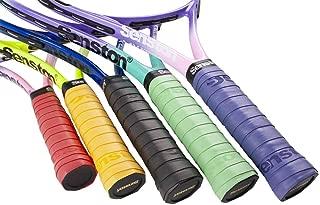 Senston ラケット用グリップテープ バドミントン テニス グリップ滑り止め 多孔型 超吸収タイプ テニス用 バドミントン用 (5本入)