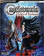 Castlevania - The Order of Ecclesia Official Strategy Guide de BradyGames