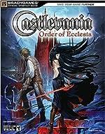 Castlevania - The Order of Ecclesia Official Strategy Guide de BradyGames