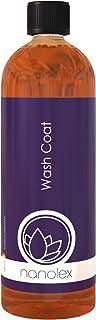 Nanolex Wash Coat 750 ml, schmutzabweisende Autoversiegelung & Nanoversiegelung, effektive Schnellversiegelung mit langanhaltendem Schutz, schützender Sprühwachs, Einfache & schnelle Anwendung