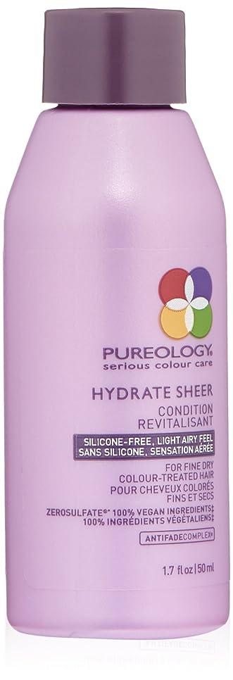 円周スーパーマーケット裁定Pureology 水和物シアーコンディショナー 1.7 fl。オンス 0