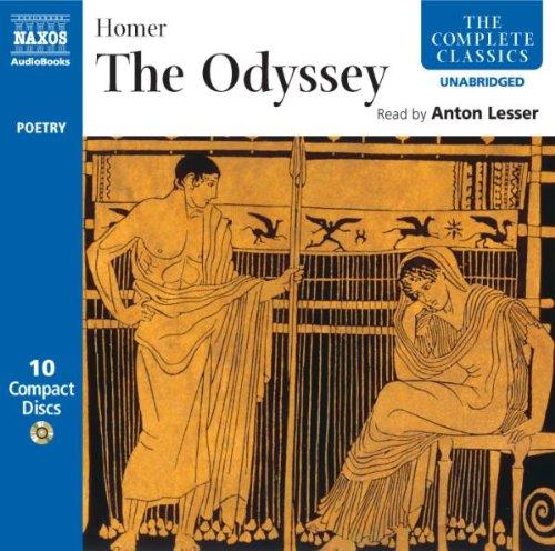 The Odyssey: Unabridged (Complete Classics) (Poetry - The complete Classics, unabridged)