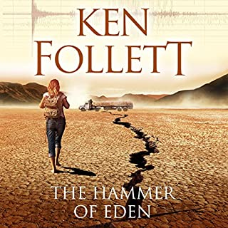 The Hammer of Eden cover art