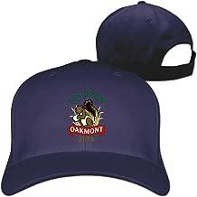 US Open OAKMONT 2016 Unisex Flatbrim Cap Band Logo Print Baseball Sports Caps