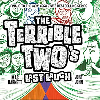The Terrible Two's Last Laugh cover art