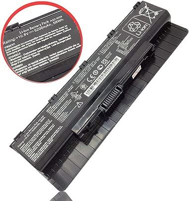 A32-N56 Laptop Ersatz Akku f r ASUS A31-N56 A33-N56 A32-N46 Fit ASUS N56 N56V N56VJ N56DP N56VZ N46 N46VJ N76 N76VJ N76VZ B53V F45A R500N Serie  A     Zellen  10 8V 4400mAh -1 Jahr Garantie