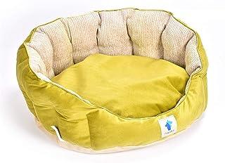 Panjianlin Cama del Animal doméstico Perrera Mascota Gato Perro Nido Universal Espacio Acogedor y Libre para Sus Mascotas ...