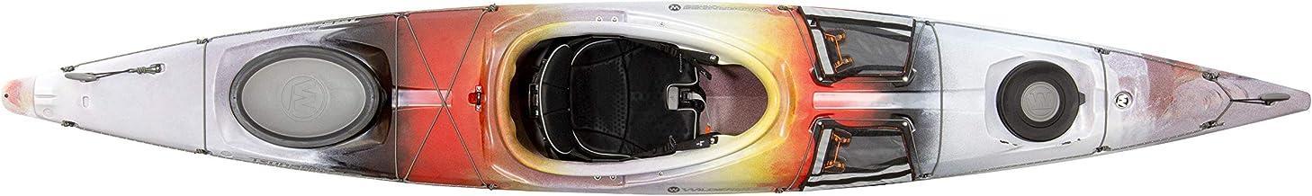 Wilderness Systems Kayak Tsunami 140 W/Rudder Installed | Touring Kayak | Comfort Kayak