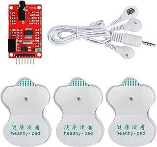 Keyes Arduino Sensor de frecuencia cardíaca pulso módulo de ampliación Clip de dedo silicona Heartbeat Sensor