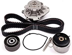 ROADFAR Timing Belt Kit Compatible for 2009-2011 Chevrolet Aveo 2009-2011 Chevrolet Aveo5 2012-2014 Chevrolet Cruze 2012-2013 Chevrolet Sonic 2009-2010 Pontiac G3 2009 Pontiac G3 Wave