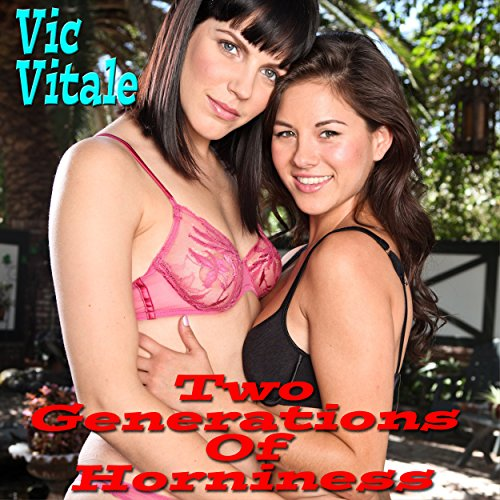 Two Generations of Horniness  By  cover art