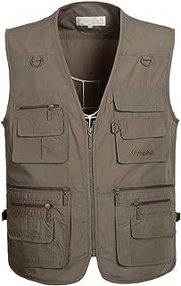 Best brown utility vest mens Reviews