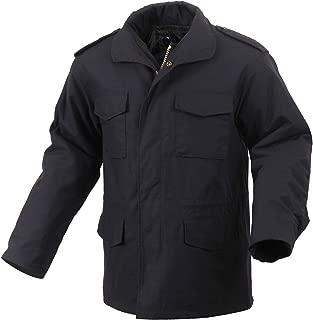 M-65 Field Jacket, Black, L