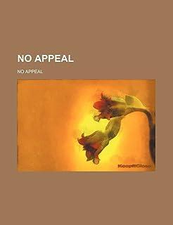 No Appeal