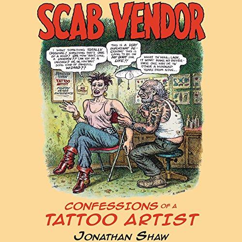 Scab Vendor audiobook cover art