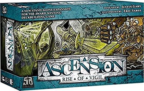 [UK-Import]Ascension Rise of Vigil