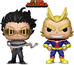 Warp Gadgets MHA Bundle - Funko Pop My Hero Academia: Hero Costume Shota Aizawa Hot Topic Exclusive and All Might (2 Items)