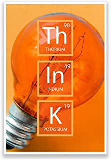 45 x 12 Eureka Science Matters Periodic Table Classroom Decoration Banner