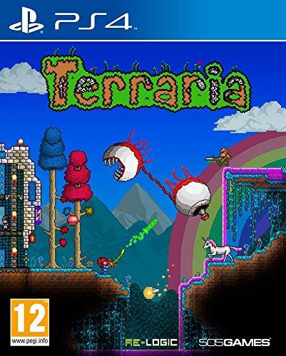 JEU Console 505 Spiele Terraia PS4