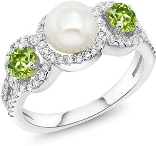 Best peridot stone ring Reviews