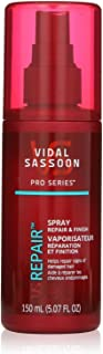 Vidal Sassoon Pro Series Repair & Finish Spray 5.07 Oz (Pack of 2)