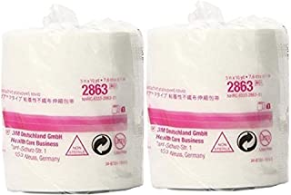3m 2863 Medipore H Soft Cloth Surgical Tape 3 x 10 Yards - 2 Rolls