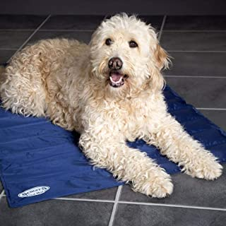 Scruffs Cooling Mat for Dogs, Medium, Blue