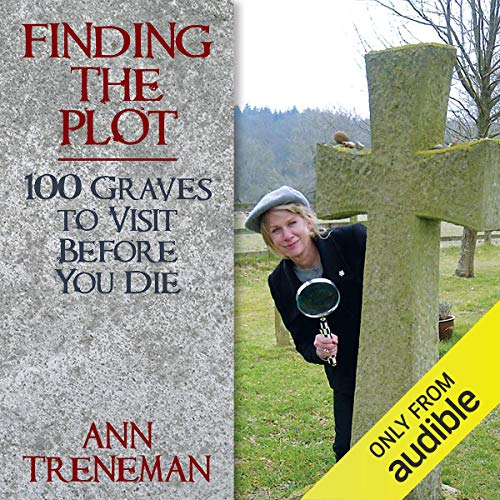 Finding the Plot audiobook cover art