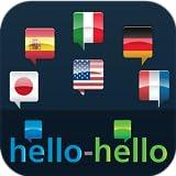 Hello-Hello Complete - Learn Spanish, French, English, Italian, German, Chinese, Japanese, Russian, Hungarian, Portuguese, Hindi, Indonesian