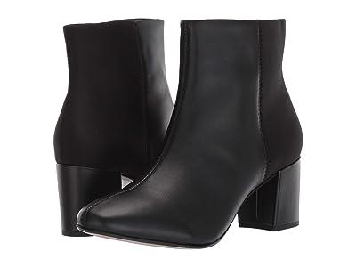 Clarks Chantelle Stone (Black Leather/Synthetic Combi) Women