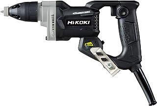 HiKOKI(ハイコーキ) 旧日立工機 ボード用ドライバ AC100V ブラシレスモーター 多板クラッチ搭載 ドライウォールねじ4mm ブラック W4SE(B)