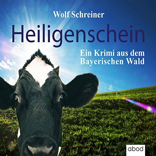 Heiligenschein audiobook cover art