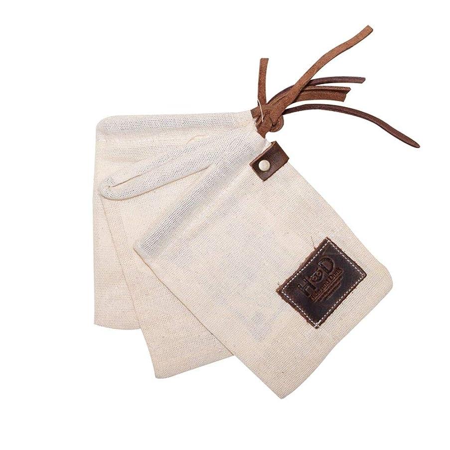 Hide & Drink, Manta Gift Bag (5 x 4 in.) (3 Pack) / Packing/Storage/Organizer/Vintage/Shopping, Handmade Includes 101 Year Warranty :: Manta