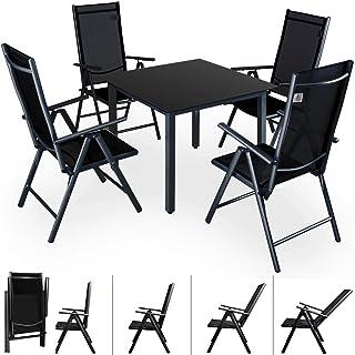 Amazon.es: conjunto mesas y sillas jardin - Deuba