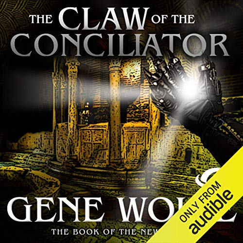 Page de couverture de The Claw of the Conciliator
