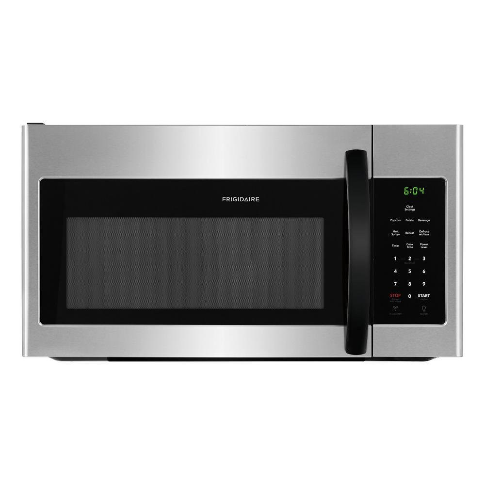 Frigidaire Stainless Steel Over The Range Microwave