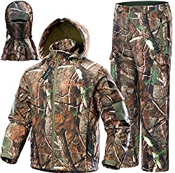 NEW VIEW 2020 Upgrade Camo Hunting Clothes for Men