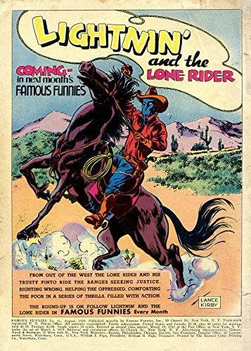 Lightin' and the Lone Rider (English Edition)