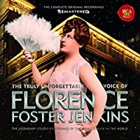 The Truly Unforgettable Voice Of Florence Foster Jenkins [VINYL] [12 inch Analog]