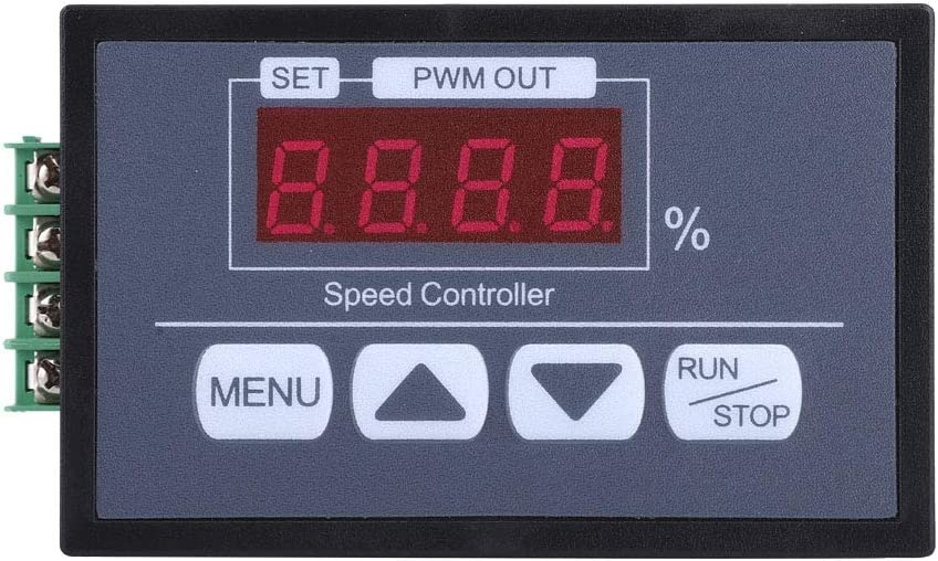 Motor Regulator Baltimore Mall Dedication Multifunction Smoother Designed PWM Integrated