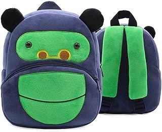 Ladyzone Toddler Backpack Zoo Animals Backpacks Cute Plush Bag Cartoon 10
